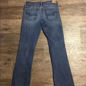 American Eagle jeans skinny kick 14 stretch